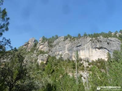 Hoz del Río Escabas-Serranía de Cuenca;ruta por la sierra de madrid rutas por la sierra de guadarr